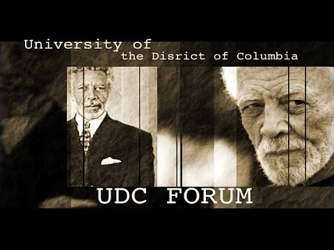 UDC Forum: Ron Dellums