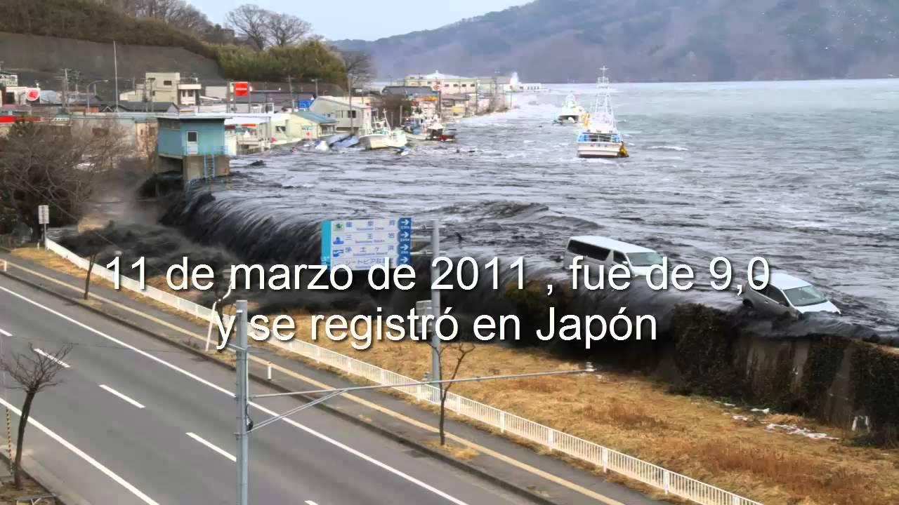 Los Peores Terremotos de la Historia - Terremotos más Fuertes - YouTube