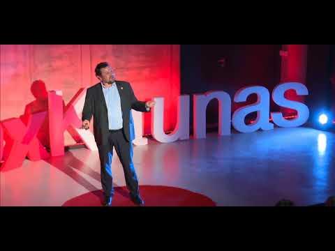 Tribal values of successful communities   Algirdas Stonys   TEDxKaunas