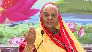 gayatri jayanti parva celebration 2018 discourse by shraddheya jiji at shantikunj haridwar