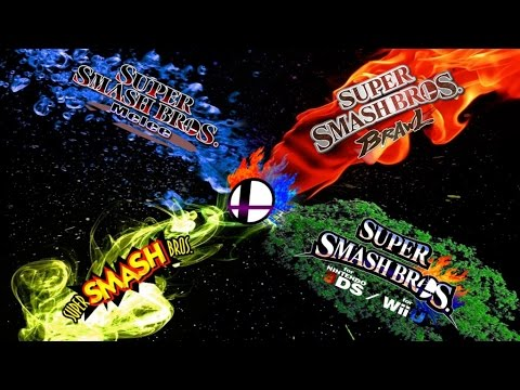 All IntrosOpening Cinematics Super Smash Bros For 64 Melee Brawl Amp Wii U YouTube