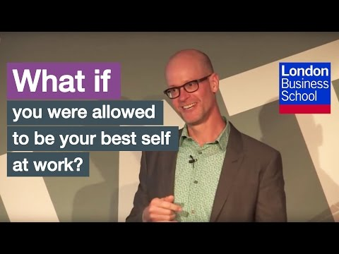 What if you were allowed to be your best self at work?