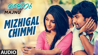Download Hindi Video Songs - Majnu Malayalam movie Songs | Mizhigal Chimmi Full Song | Nani, Anu Immanuel | Gopi Sunder
