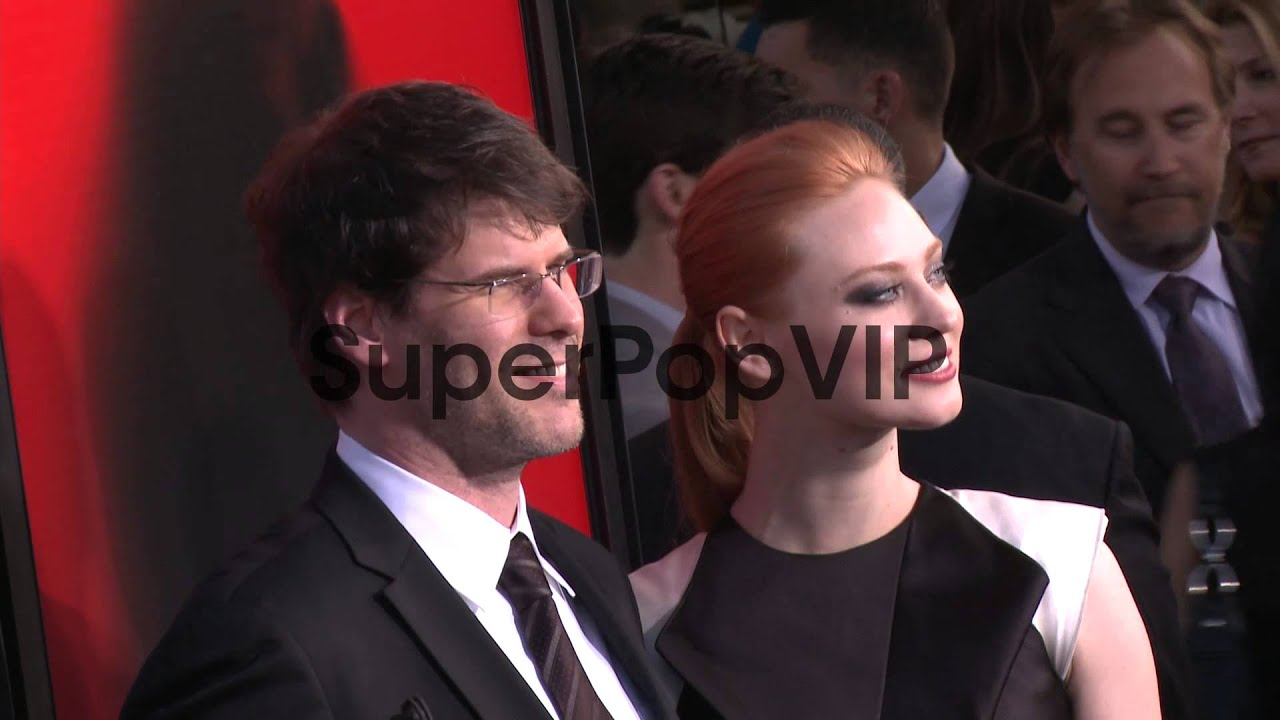 Deborah Ann Woll At Premiere Of Hbo S True Blood Season 6 Youtube