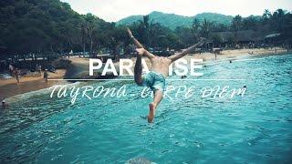 #4 Paradies - Colombia, Santa Marta, Tayrona, Minka