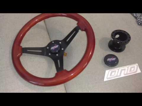 DND oak wood wheel