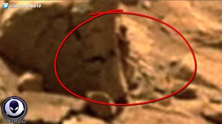 Proof Of Small ALIENS Discovered On Mars?! 6/25/16