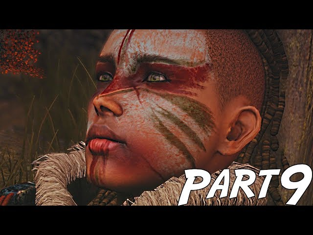 Greedfall Gameplay Walkthrough Part 9- On The High King's Trail & A Peculiar Alliance (XBOX ONE)
