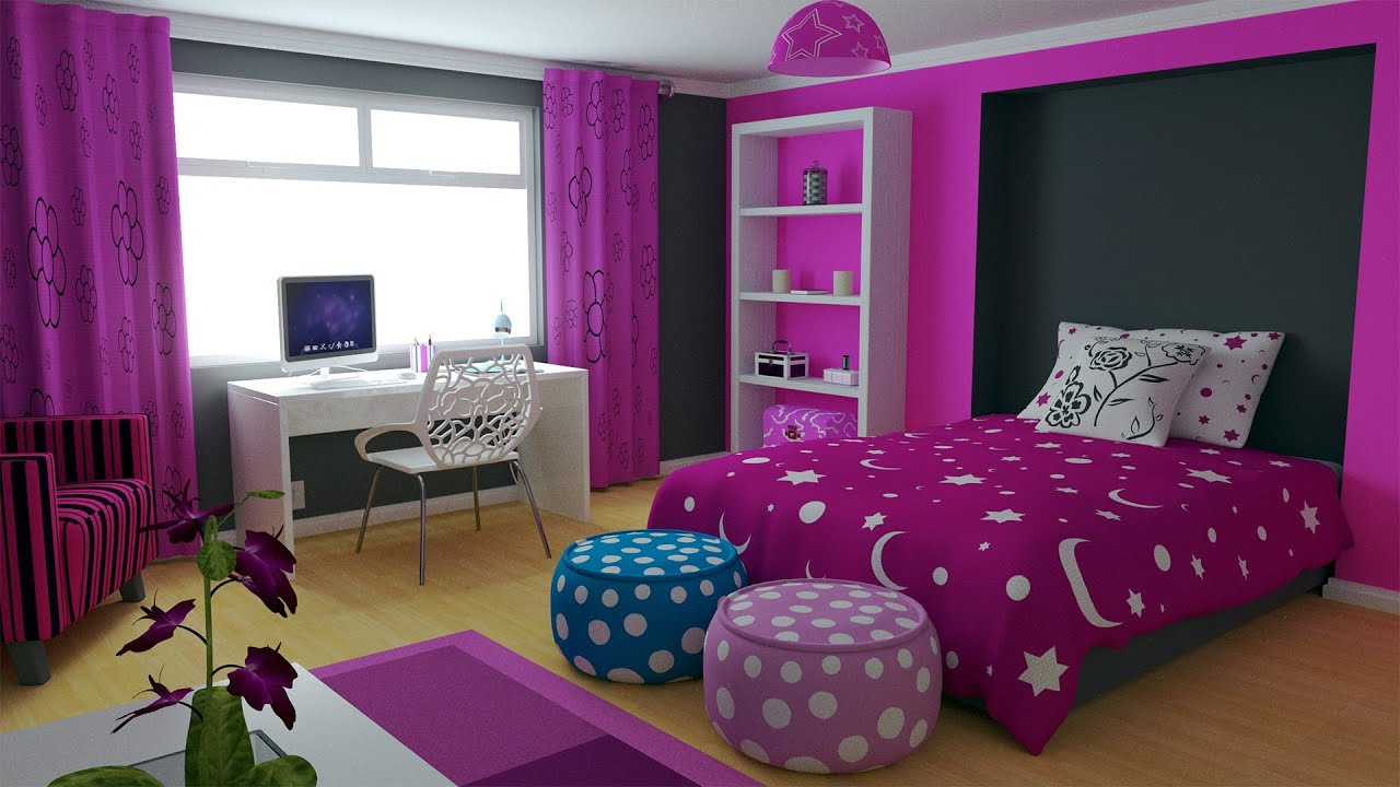 How to Decorate a Bedroom I how to decorate a two bedroom apartment