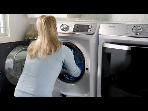 How To Fix A RL Error Code On Maytag® Front Load Washers