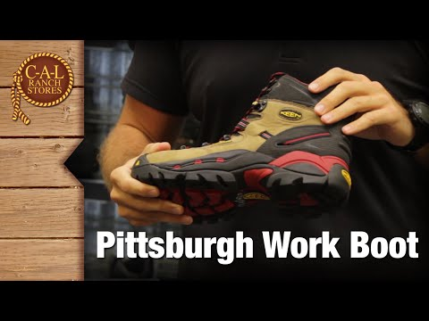 Keen Pittsburg Hiking Boot