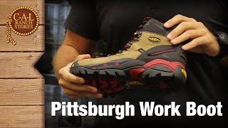 Keen Pittsburg Hiking Boot