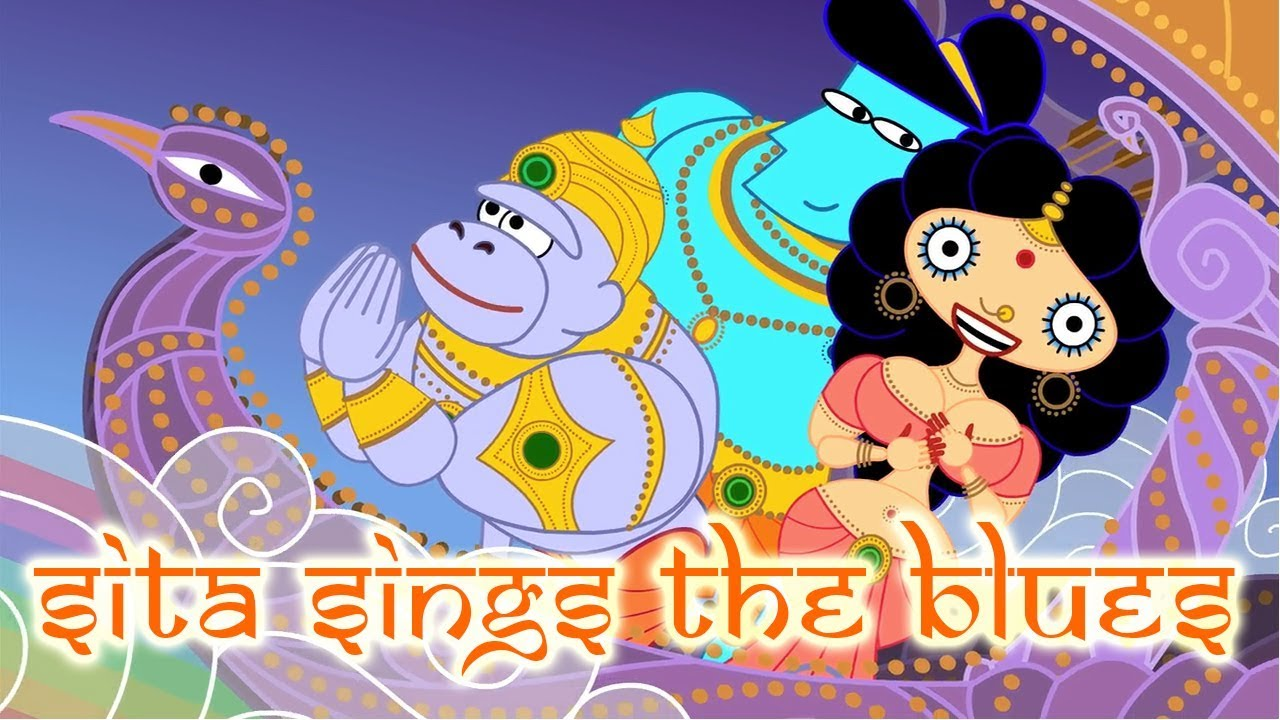 Sita Sings The Blues (2008) |  American Animated Movie | Annette Hanshaw, Nina Paley