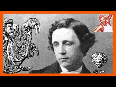 The Walrus & The Carpenter By Lewis Carroll: Narrated & Animated By Hugh Lovesy