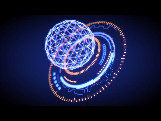Cinema 4D Tutorial - Essential Futuristic HUD Element Design & Animation Tips
