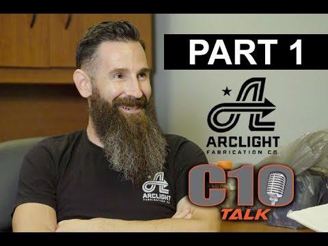 Aaron Kaufman & C10 Talk   PART 1