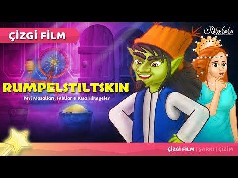 Rumpelstiltskin çizgi film masal 36 - Adisebaba Çizgi Film Masallar