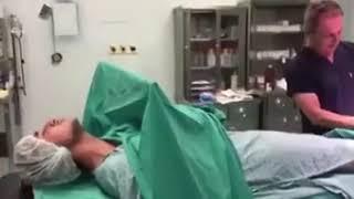 Narkoz Kafası , Ameliyat Olurken Şarkı Söyledi VİDEONUN TAMAMI