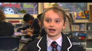Meditation in Schools   9 News Adelaide