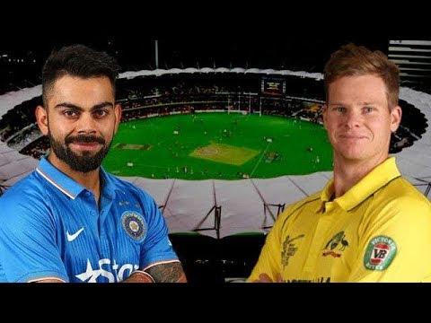 India vs Australia live score 5th ODI