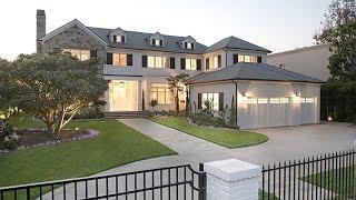 See LeBron James $21 Million Los Angeles Mansion