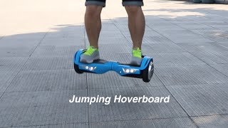 Jumping Hoverboard , New 7 Inch Smart Balance Wheel Electric Scooter