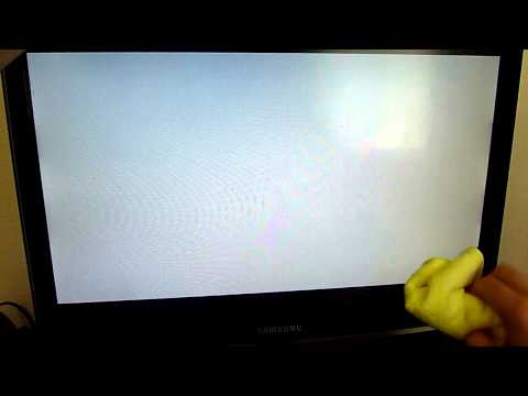 How to Clean a Flat Screen TV And Monitor