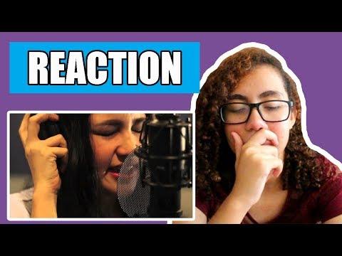 Julie Anne San Jose - Look At Me Now Reaction