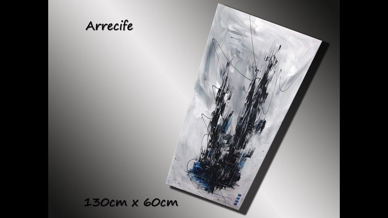 Pintar con acr lico sobre lienzo arrecife de oscar - Acrilico sobre lienzo ...