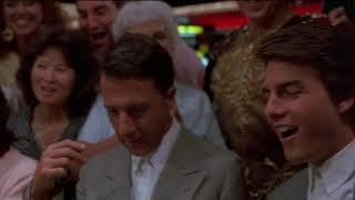 Быстрые деньги в казино ... отрывок из фильма (Человек Дождя/Rain Man)1988