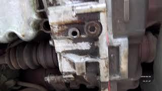 типичный опель, течет масло между коробкой и двигателем, Опель астра g, серия 9