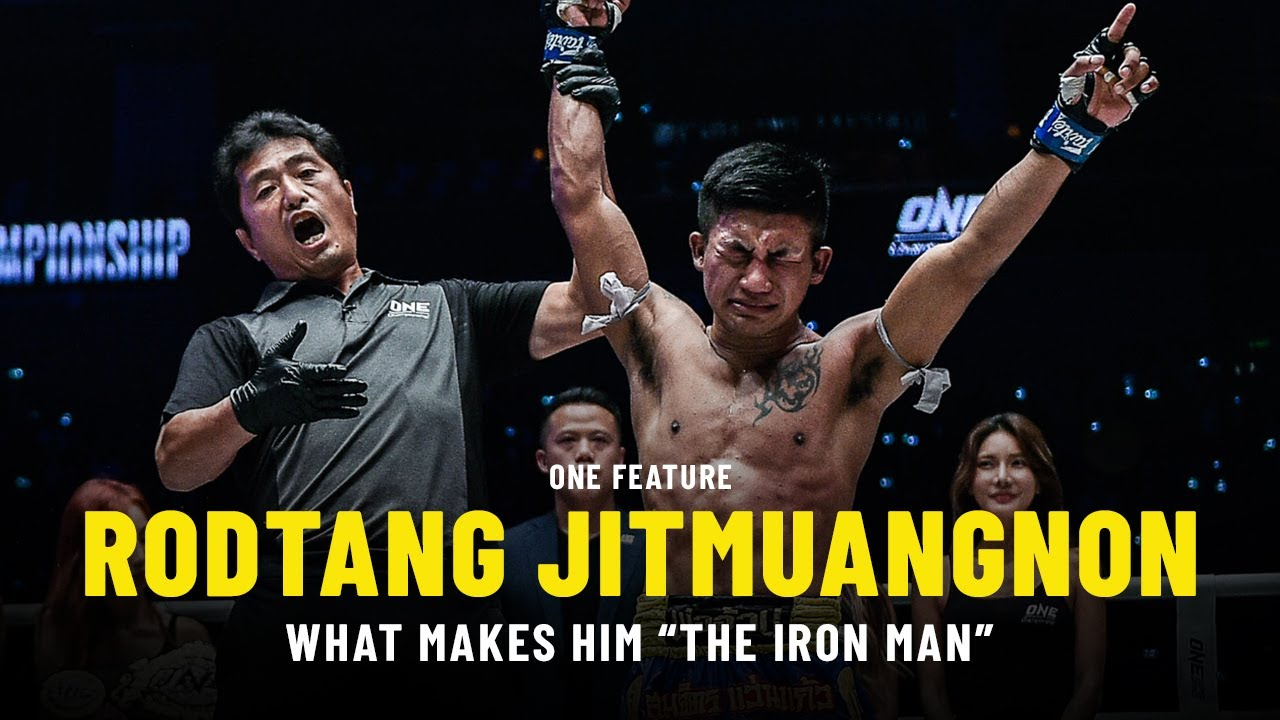"What Makes Rodtang ""The Iron Man"" 