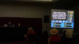 Another Anime Con 2014 - Who Wants to be a Millionaire? Anime Style!