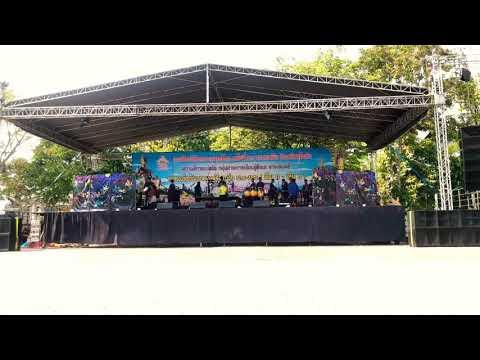 งานศิลปหัตถกรรมระดับชาติ (ภาคเหนือ) ครั้งที่ 69 ประจำปีการศึกษา 2562 วงดนตรีลูกทุ่งเพชรชากังราว