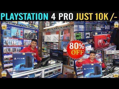NEW PS 4 PRO  JUST 10K/- RS | Buy Xbox One | Ps4 Pro | Ps4 | Ps3 Cheapest Gaming Market |