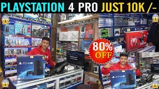 NEW PS 4 PRO  JUST 10K/- RS | Buy Xbox One | Ps4 Pro | Ps4 | Ps3 Cheapest Gaming Market |