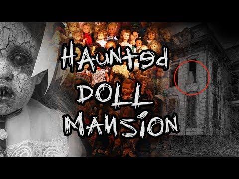 HAUNTED MANSION OF DOLLS | OmarGoshTV