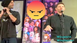 Rude Fan Annoys Jensen Ackles & Calls Him 'Justin'