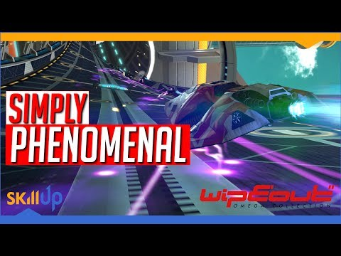 WipeOut Omega Collection Review   One Of The Best Racing Games Released In Years