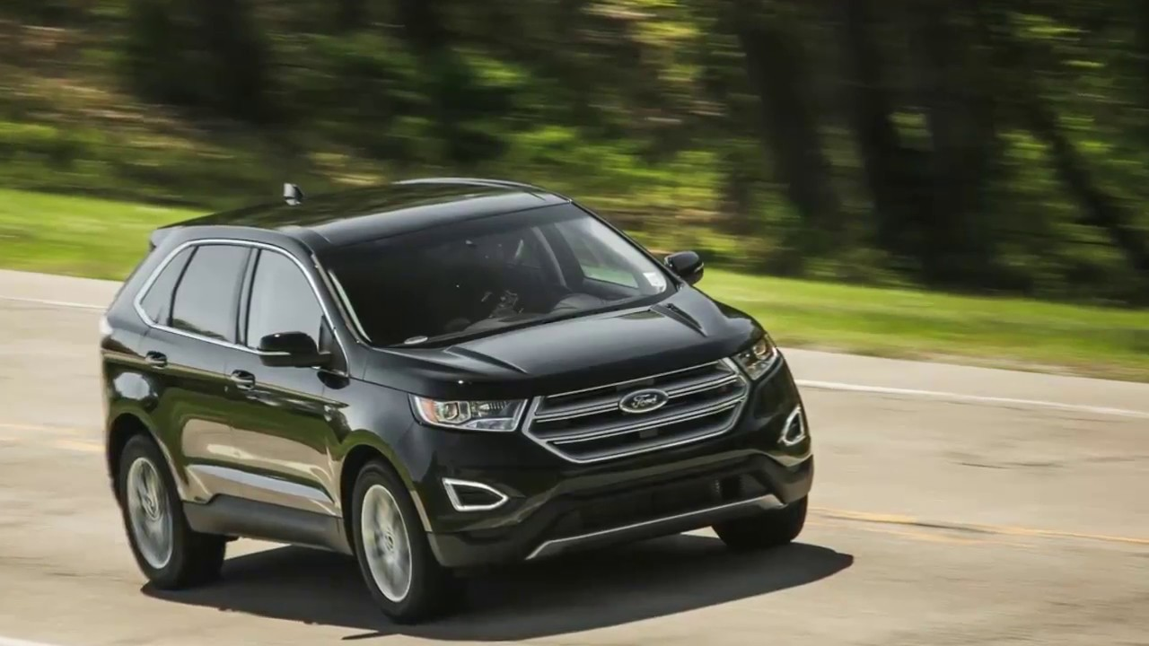 look this 2018 ford edge from ecoboost to sport youtube. Black Bedroom Furniture Sets. Home Design Ideas