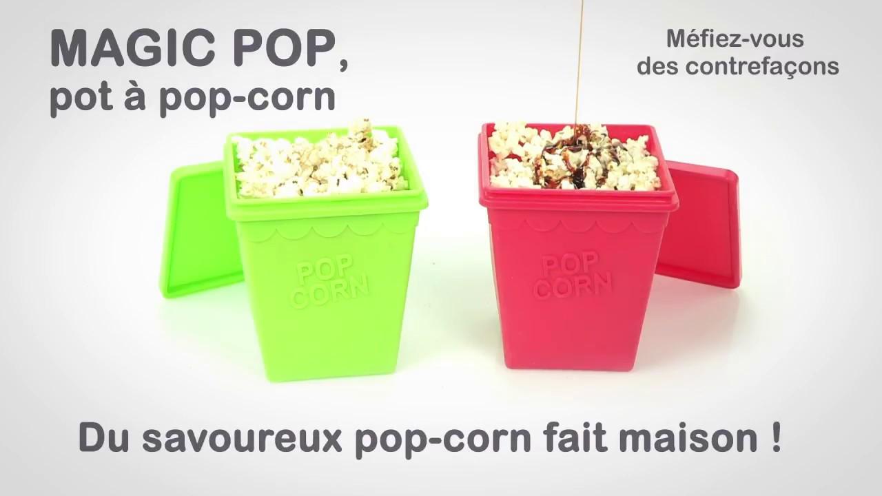 03 Magic Pop Pot A C Pop Corn Youtube