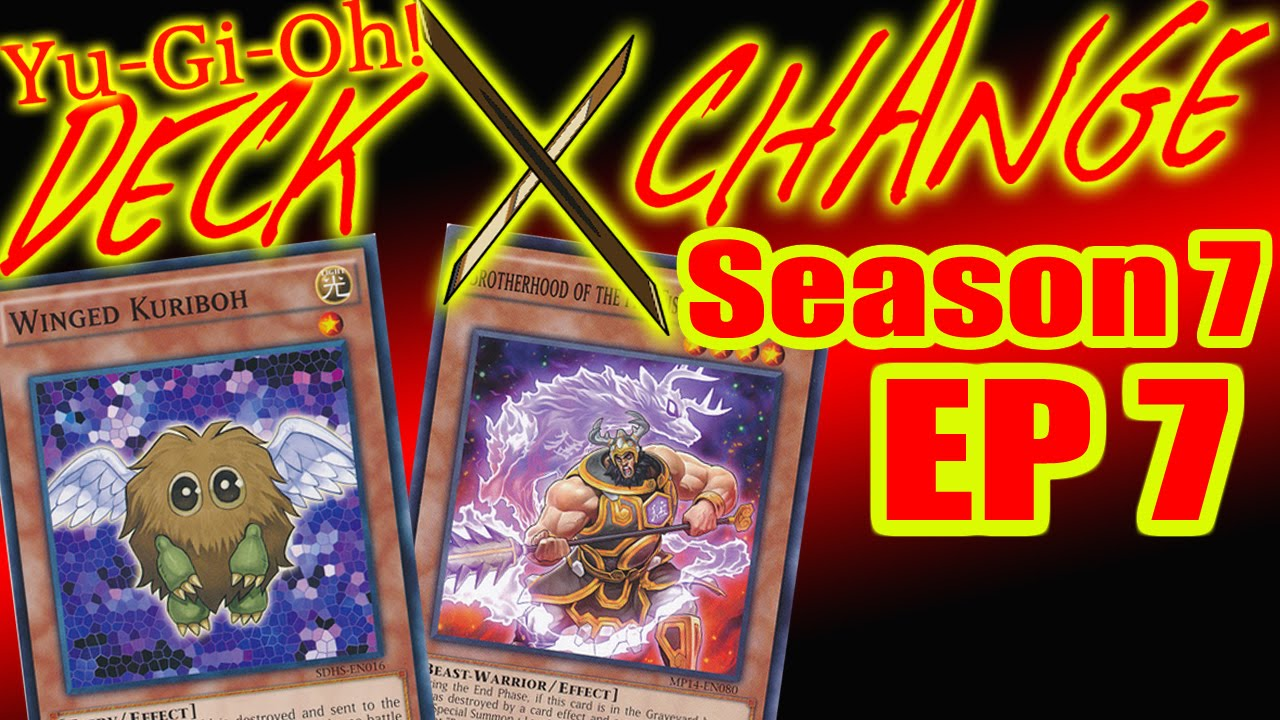 Annoying Kuriboh Vs59 Card Fire Fist  Yugioh Deck Exchange: Fan  Submission  Season 7 Episode 7