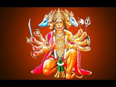Hanuman Mantra | Manojavam Marut Tulya Vegam | Miraculous Mantra for Strength and Intelligence