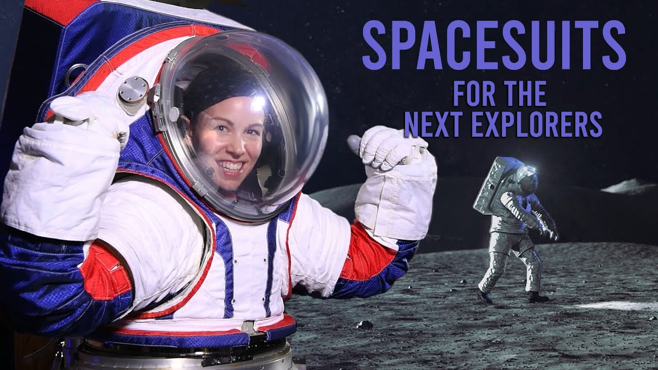 Spacesuits for the Next Explorers (Full feature)