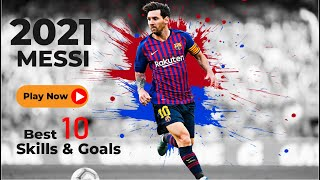 Lionel Messi Back To His Best January 2021 Skills & Goals