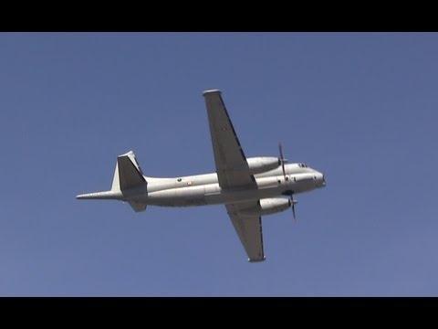 Dassault Brequet Atlantique 2 Takeoff