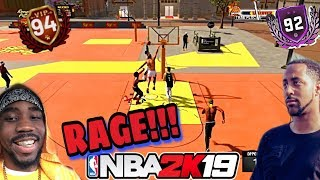 HILARIOUS ARGUMENTS! NBA 2K19! SANDMAN & FLOCKA RAGE OUT! LOSES THE GAME AND ARGUES! #GOMFSFB