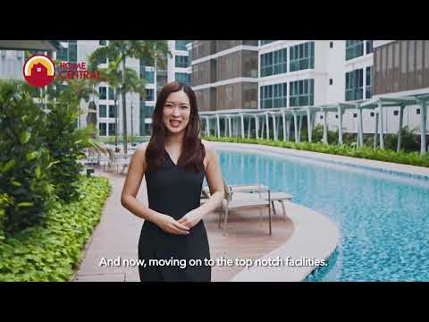 2BR SOHO UNIT @ THE ICONIC WATERTOWN CONDO IN PUNGGOL
