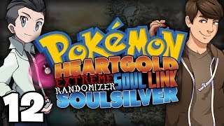 ENCOUNTERS! ENCOUNTERS! | Pokemon HeartGold/SoulSilver Extreme Randomizer Soul Link Part 12!
