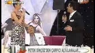 Ibo Show - Petek Dincoz - Carpici Açiklamalar